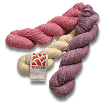 Kraemer Yarns Sterling Silk & Silver Yarn