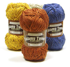 Tatamy Tweed Worsted