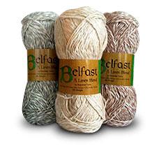 Kraemer Yarns Belfast yarn