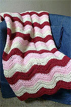 Download Crochet Berry Parfait Blanket