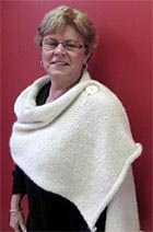 Download Alpaca 3-button Shawl