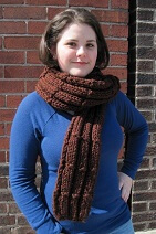 Download Brick Path Scarf