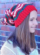 Download Merry Slouchy Hat