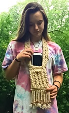 Download Ribbed Boho Purse