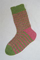 Download Slip Stitch Saucon Sock