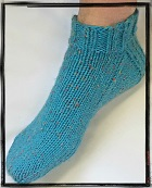 Download Worsted Ankle Socks