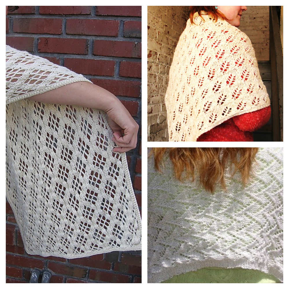 Free Shawl Patterns from Kraemer Yarns