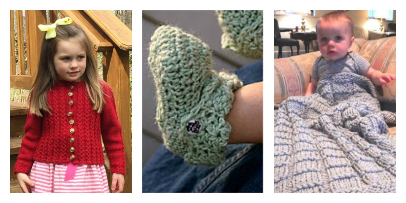 Kraemer Yarns Free Knitting Patterns for Kids